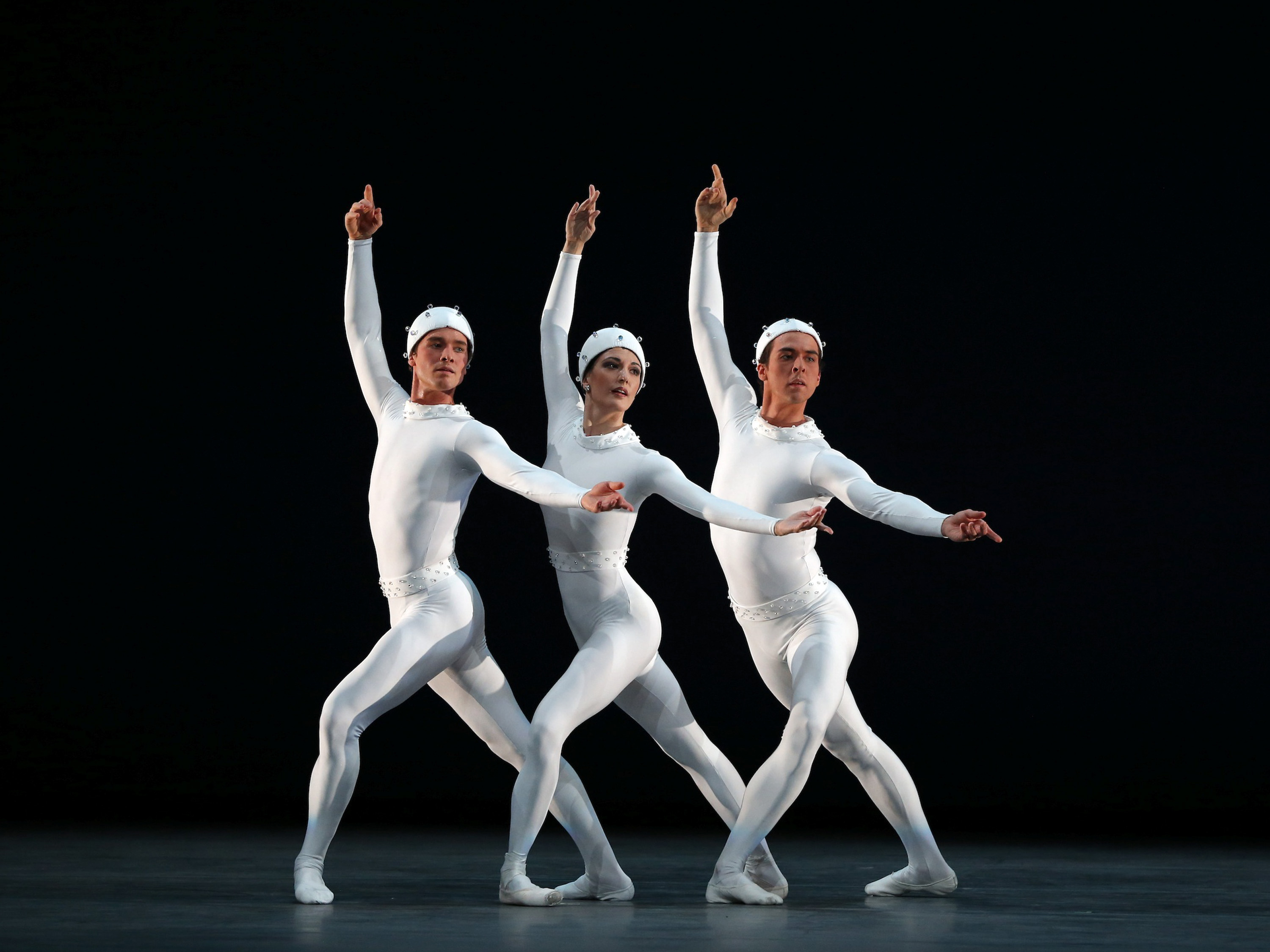 Michele Wiles and Cory Stearns (American Ballet Theatre